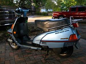 1983 Yamaha Riva 180 Only 2100 Miles No Reserve
