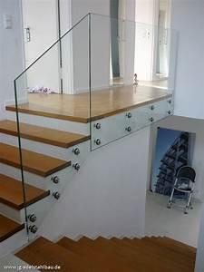 Treppengeländer Mit Glas : edelstahlgel nder mit glas jg edelstahlbau karlsruhe ~ Markanthonyermac.com Haus und Dekorationen