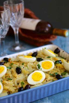 cuisiner morue sal bacalhau a gomes de sa recipe cod fish casseroles and