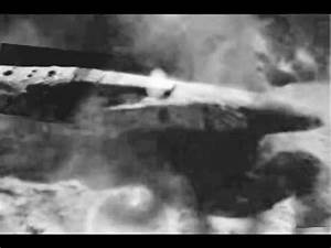 NASA Apollo 20 CSM Flyover Films Enormous Alien Spacecraft ...