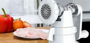 Top 10 Best Electric Meat Grinder And Manual For Perfect
