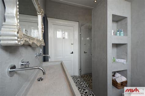 badkamer waterdicht zonder tegels waterdichte douche zonder tegels