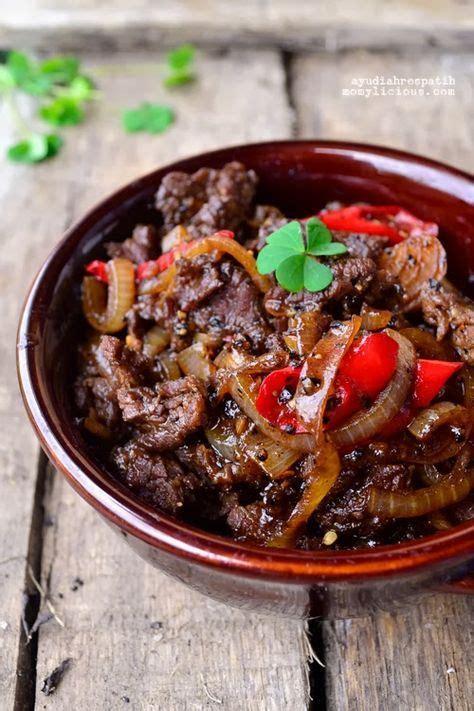 Bagaimana, cukup sederhana dan praktiskan resep daging sapi lada hitam ini. Sapi Lada Hitam | Resep makan malam, Makan malam, Resep daging