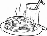 Coloring Pancakes Syrup Printable Fall Pancake Colouring Drawing Adults Preschoolers Template Autumn Candy Waffle Awesome Rocks Davemelillo Peppa Pig sketch template