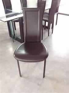 Roche Bobois Chaises : chaises en cuir roche bobois roche bobois ~ Melissatoandfro.com Idées de Décoration