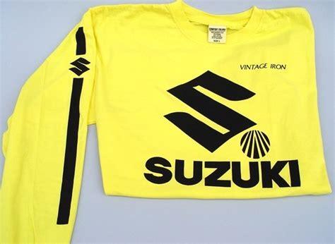 suzuki motocross gear 1979 suzuki jersey old moto motocross forums