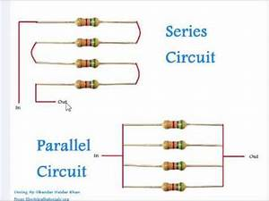 Series And Parallel Circuits Explanation Urdu  U0026 Hindi