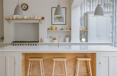 Scandinavian Woodland Inspired Kitchen by A Scandinavian Woodland Inspired Kitchen Decoholic