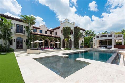 Miami Beach Villa Built By Former Heat Player Rony Seikaly