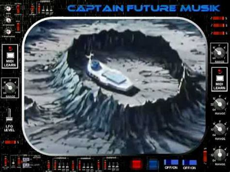 Captain Future Musik  Comet In Aktion Youtube