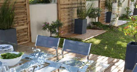 terrasse en bois naturel  bois composite pas cher