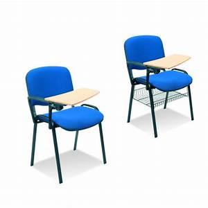 Stuhl Mit Schreibplatte : seminarst hle stuhl mit schreibplatte gepolstert ~ Frokenaadalensverden.com Haus und Dekorationen