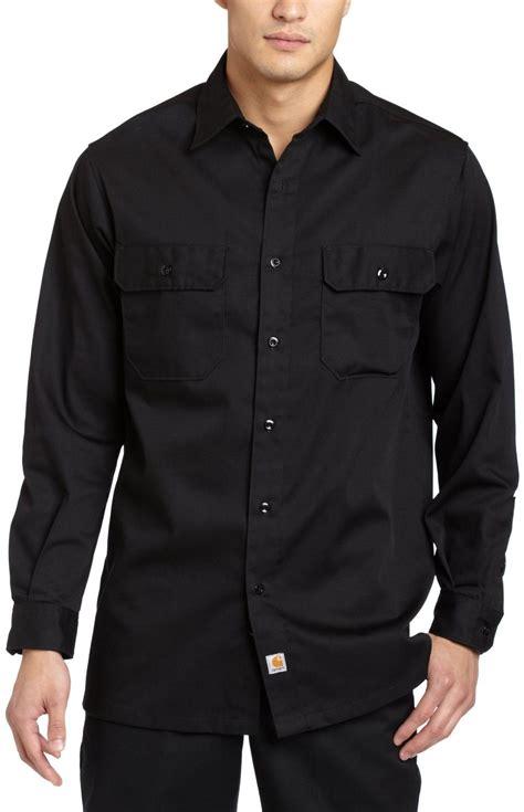 Black Button Up Shirt Mens | Is Shirt