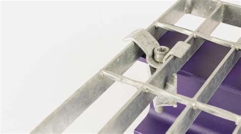 grating clips grate fixing grating  floor plate
