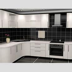 Simple Open Kitchen Stock Photo 02  Interiors Stock Photo