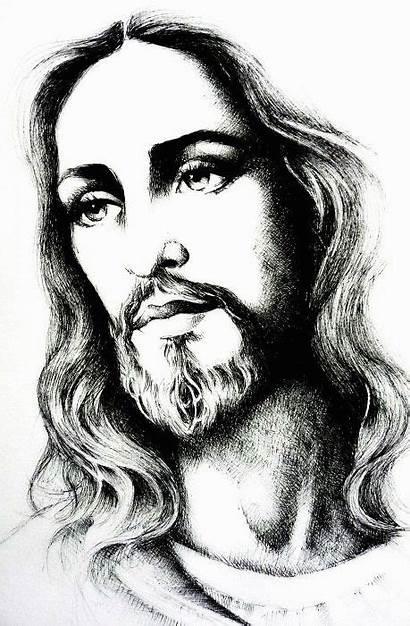 Jesus Cristo Tattoo Drawings Christ Desenhos Desenho