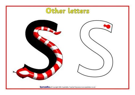 letter formation visual aids sb sparklebox