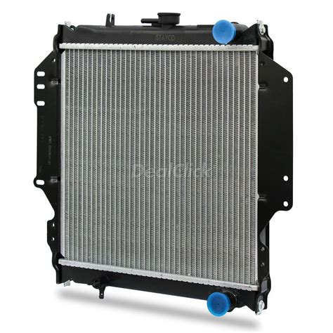 Suzuki Samurai Radiator by Stayco Radiator 208 For Suzuki Samurai 1985 1986 1987 1988