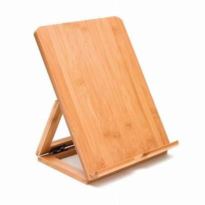 Adjustable Stand Ipad Como Bamboo Easel Folding