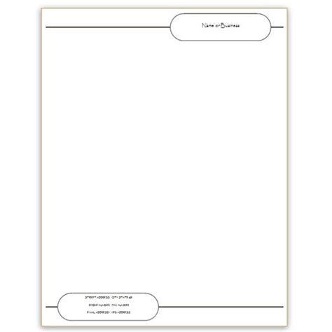 blank shmank microsoft word letterhead templates