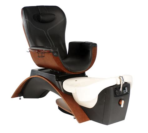 how much does a pedicure spa chair and installation cost