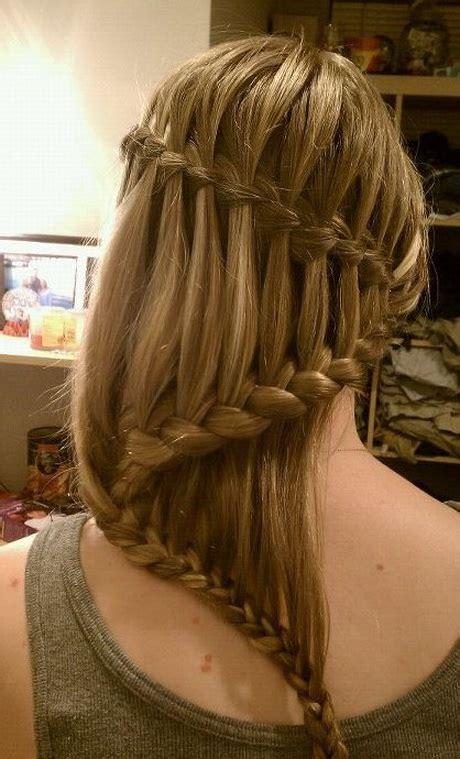 teenage braided hairstyles