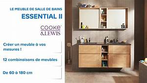 Meuble De Salle De Bains Essential II COOKE LEWIS