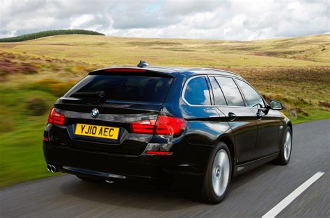Review Bmw 5 Series Touring by Bmw 5 Series Touring Review Autocar