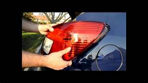 Tail Light Replace Of An Opel Corsa D