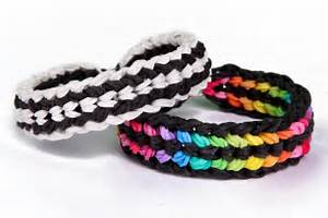 Rainbow Loom Bracelets Images & Pictures - Becuo