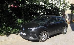 Toyota C Hr 1 8 Hybride 122 Distinctive : live test toyota c hr 1 8 hybrid 122 hp ~ Gottalentnigeria.com Avis de Voitures