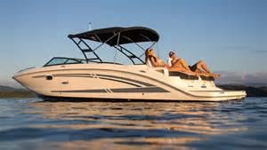 sea 290 sundeck 290 sundeck deck boating deck boats for sale