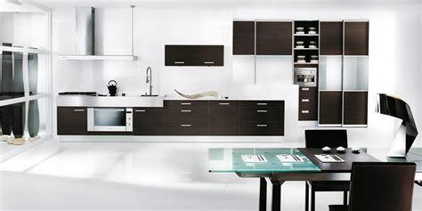 black white and kitchen ideas modern black and white kitchen design interior design ideas