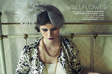 Wallflower Odalisque Digital