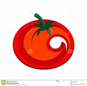 Tomato Icon Stock Photography - Image: 20815692