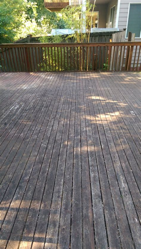 restore  deck deck stain stripper review  deck