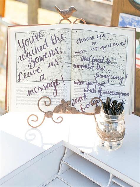 Wedding Guest Book: Guest Book Alternatives You ll Love