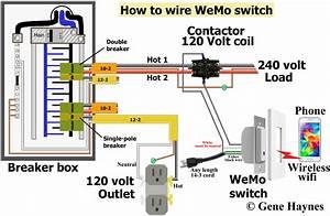 120 Volt Outlet Wiring Diagram