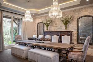 18, Spectacular, Mediterranean, Dining, Room, Designs, You, Must, See