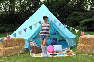 Glamping Girls Camping Party