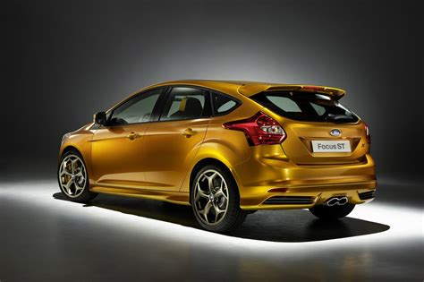 Ford To Upgrade 2018 Focus St With Ecoboost Power Train