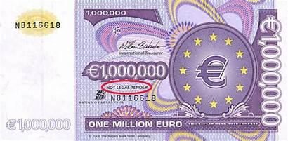 Euro Million Note Galactic Nesara Republic Obverse