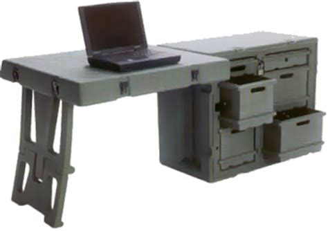 Tactical Desk by Tactical Desks Are Available In Several Colors Black