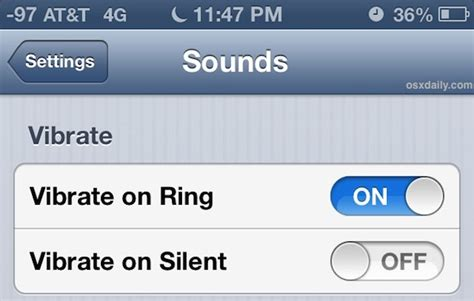 how to turn messages on iphone turn vibrate for text messages imessages on iphone