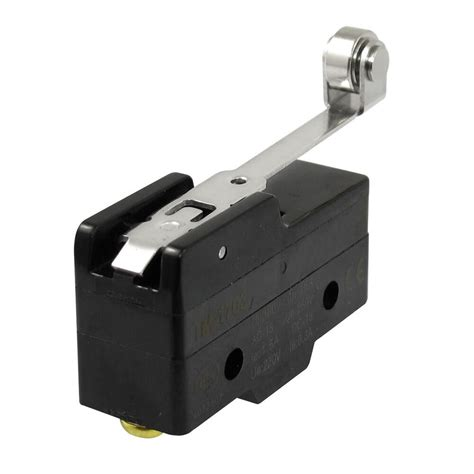 Screw Terminals Long Hinge Roller Lever Micro Limit Switch