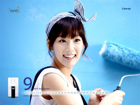 Snsd @ Woongjin Coway Wallpaper And Pictures Hd
