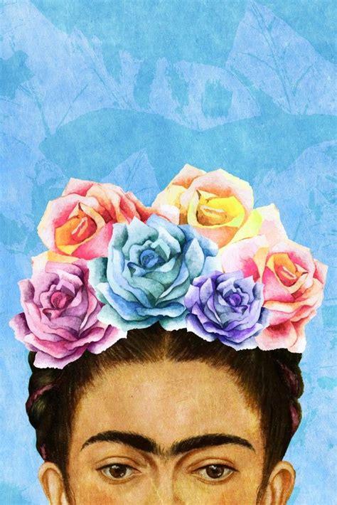 25+ Schöne Frida Kahlo Prints Ideen Auf Pinterest