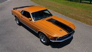 Ford Mustang Mach 1 Fastback 1970 - USA - Giełda klasyków