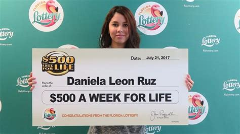 Florida Teen Wins 0 A Week For Life Playing  Scratch