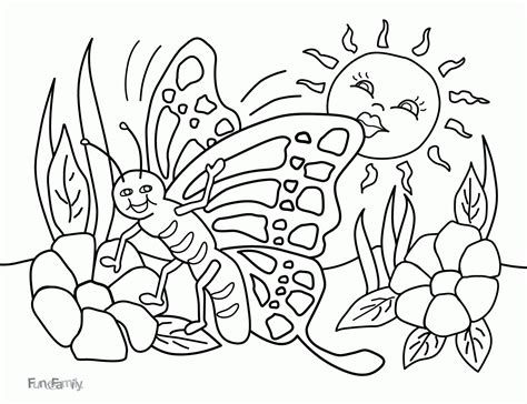 Coloring Pages For Spring Break 99 Colorsinfo